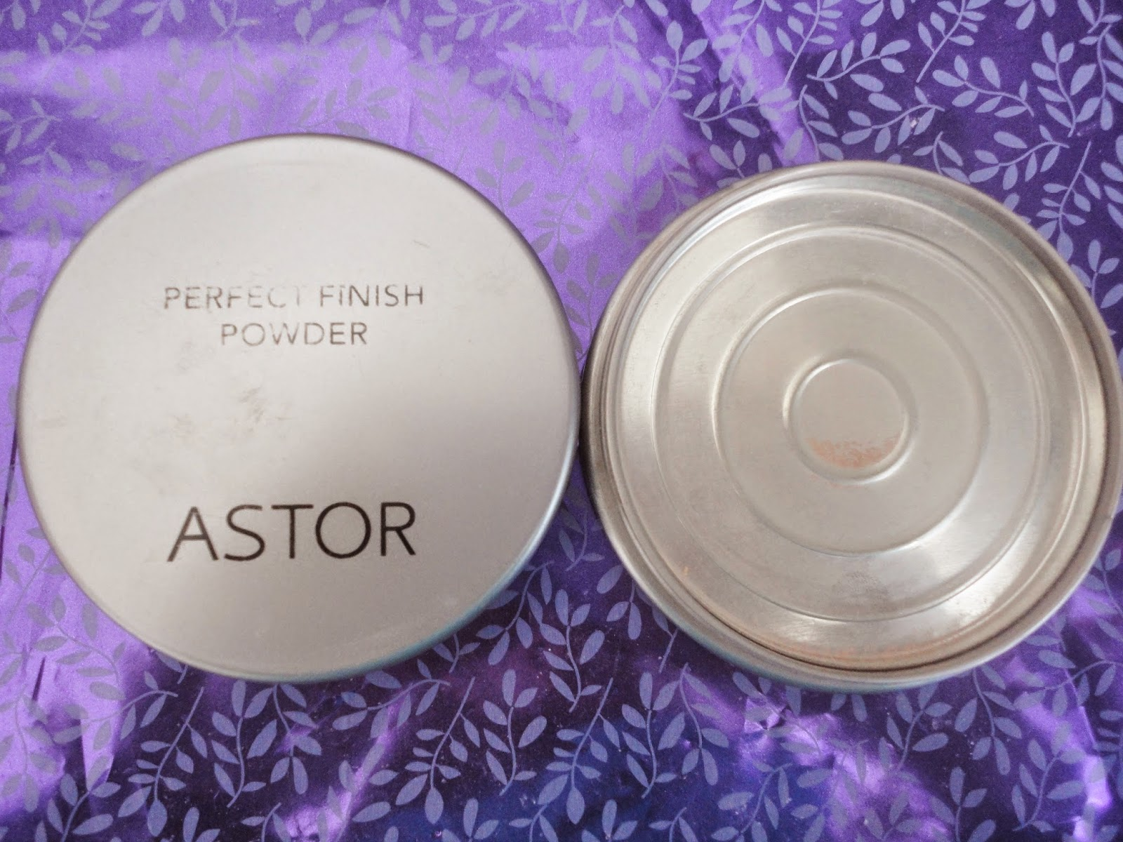 perfect finish powder astor