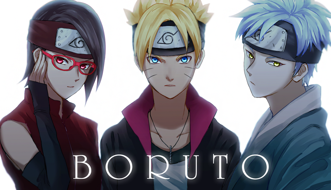 Boruto PPSSPP For Android Terbaru 2018 | Mod Texture