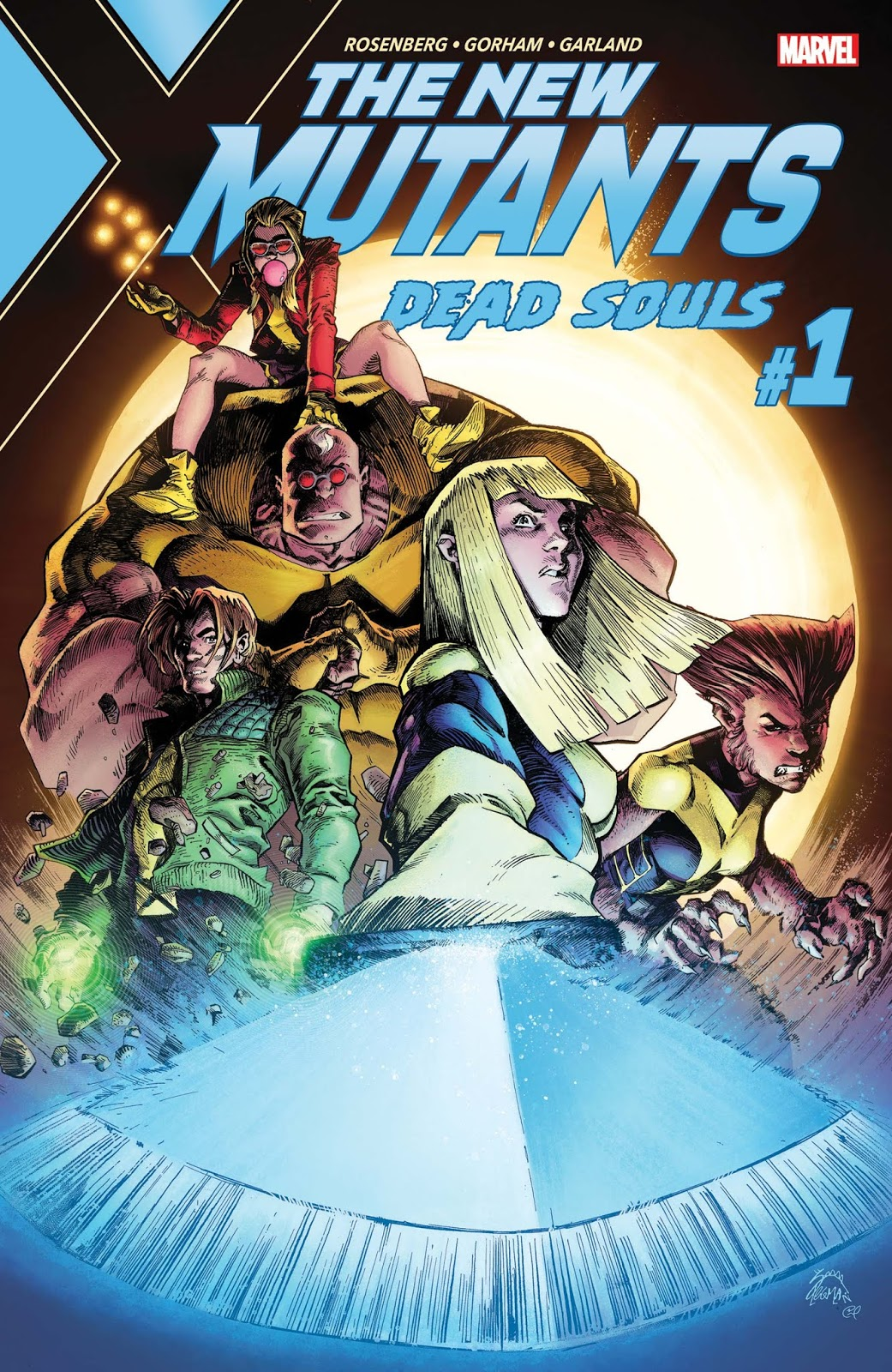 MARVEL UNLIMITED the new mutants