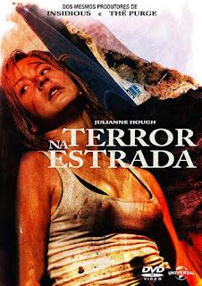 Terror Na Estrada - DVDRip Dual Áudio