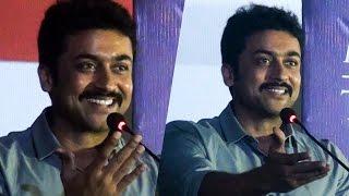 "Suriya to Mani Ratnam – ""I still use the word Pondatti"" | Kaatru Veliyidai audio launch"