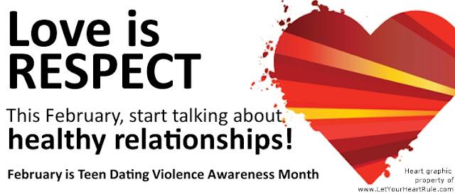 dating violence awareness month 2012