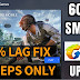 All in 1 Lag Fix for PUBG on Tencent Emulator - Lag Fix With 60 FPS Smooth Gameplay