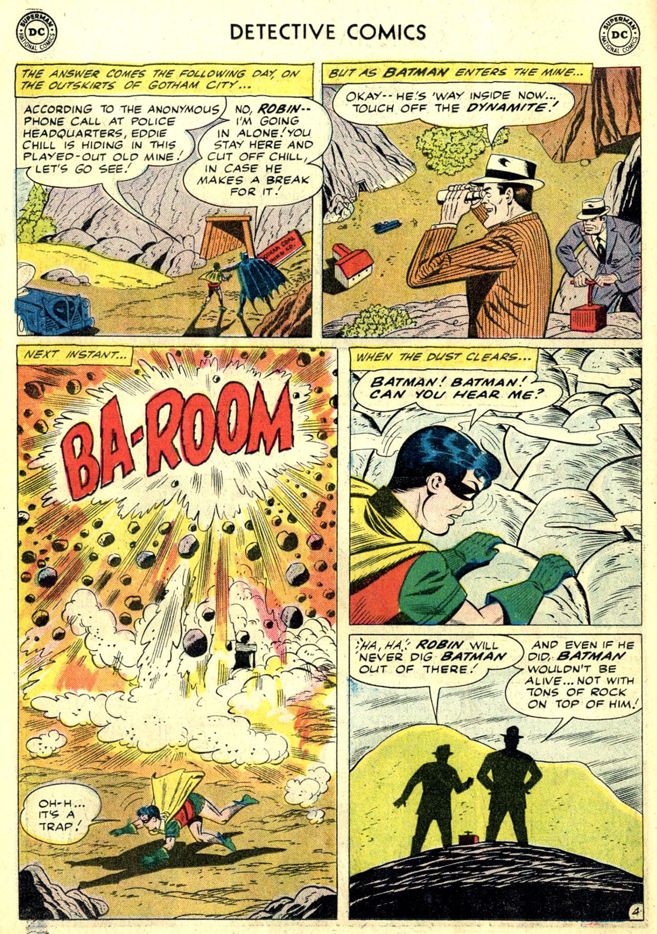 Detective Comics (1937) 281 Page 5