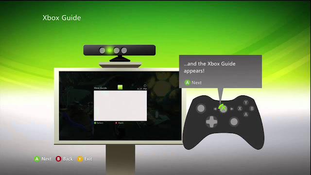 Kinect update (2010)
