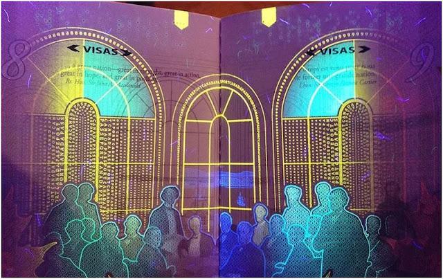 Pasport Paling Keren di Dunia