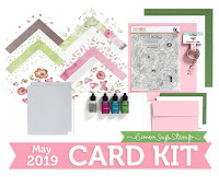 Simon May Card Kit