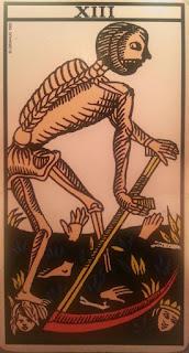 El arcano XIII- La Muerte