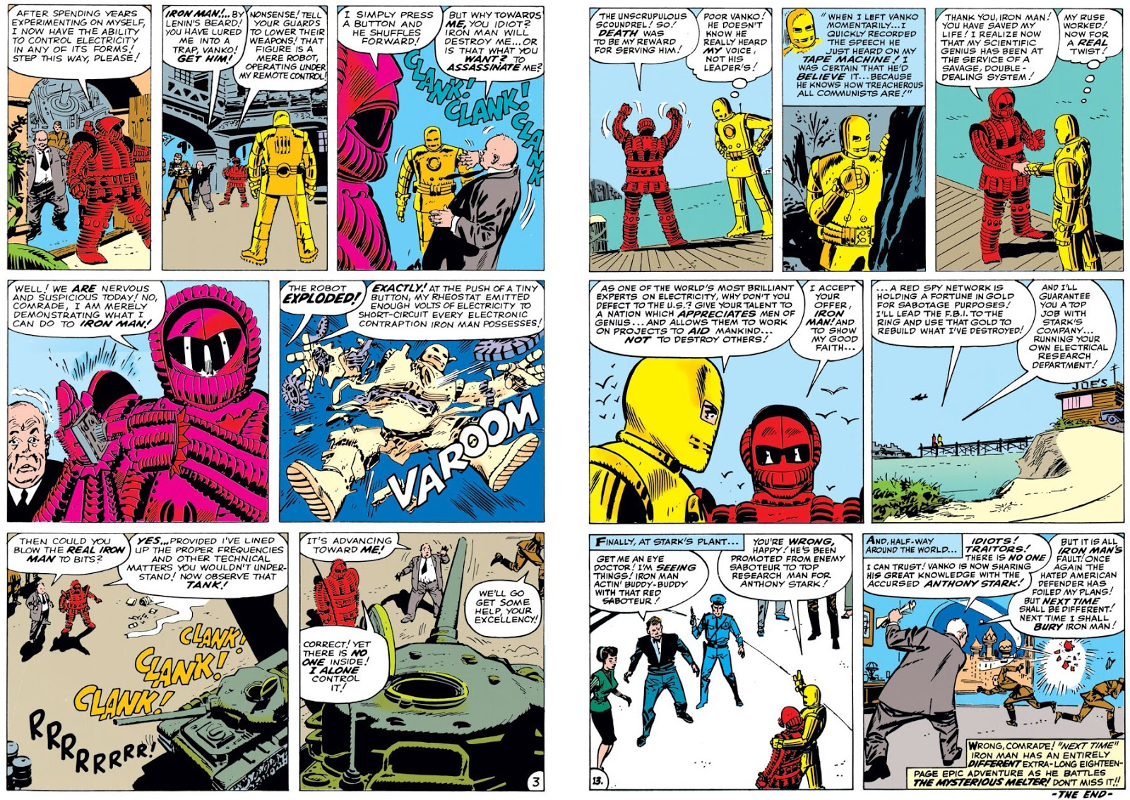 Marvel in the Silver Age: Iron Man: The Golden Years