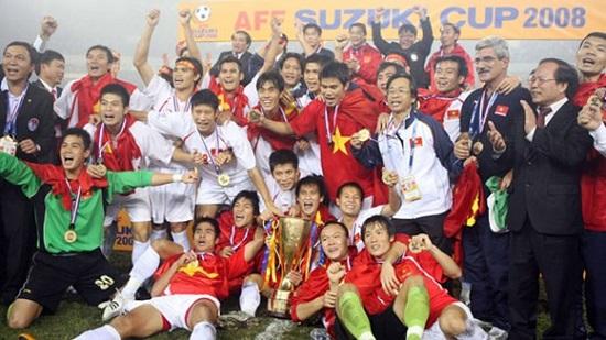 VN vô địch AFF Cup 2008