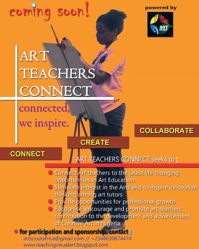 UPCOMING EVENT: ART TEACHERS CONNECT