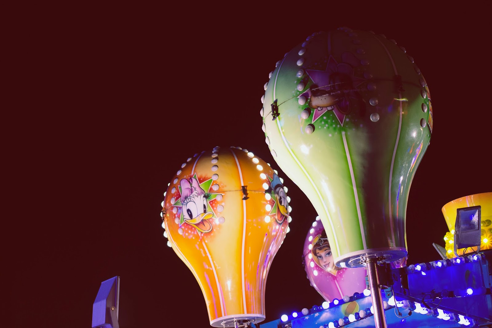 Belper Fair 2016, Proctor's Fun Fairs, Proctor's Fairs, Katie Writes,