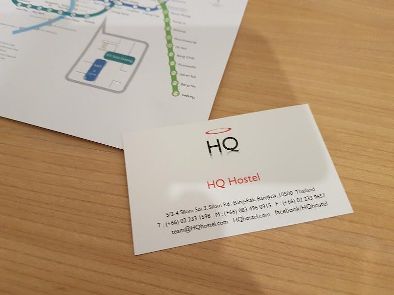 HQ Hostel