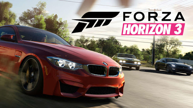Forza Horizon 3 - OPUSDEV
