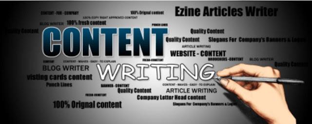 Online Website Content Writer