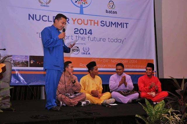 Penampilan dari peserta Malaysia | nys2014
