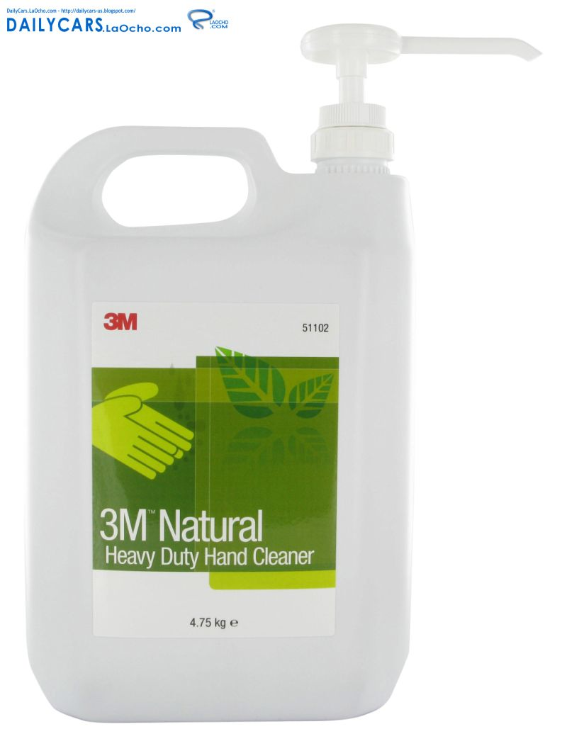 Daily Cars Naturally Heavy Duty Hand Cleaner By 3m