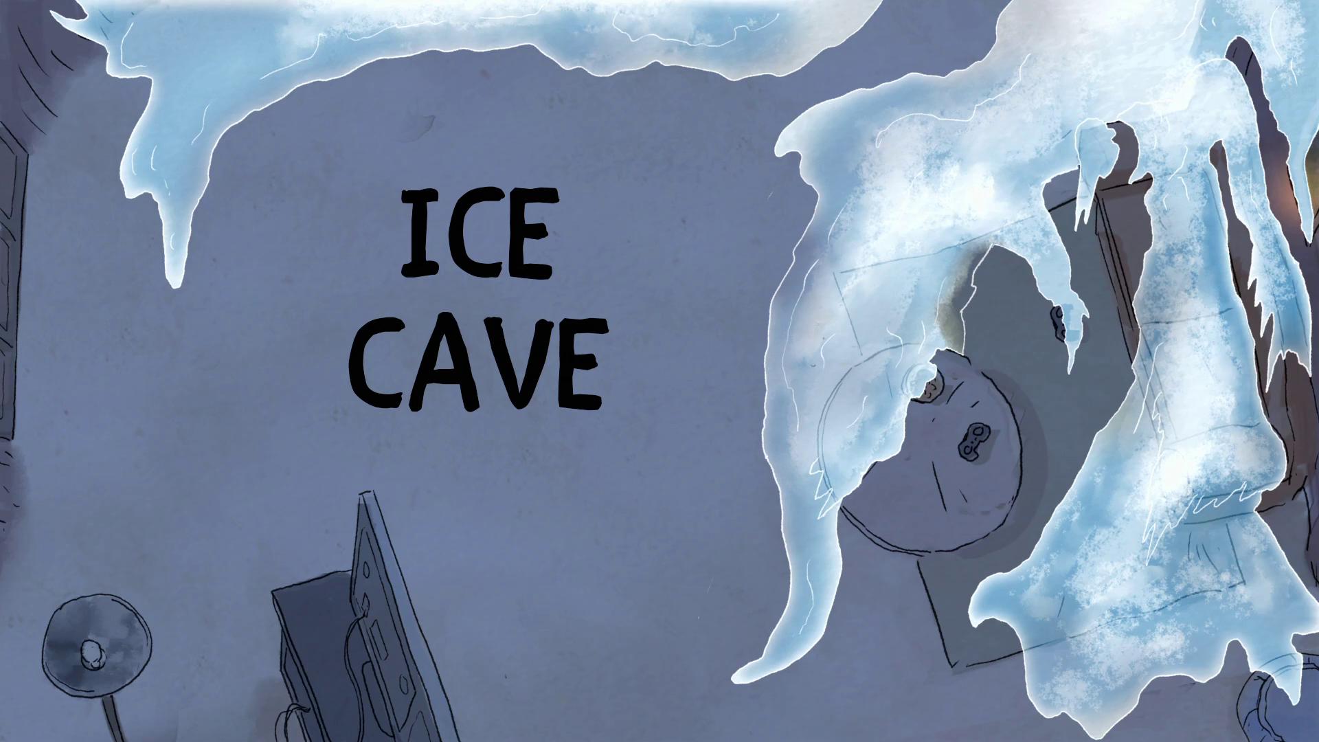 Ursos sem Curso - Caverna de Gelo
