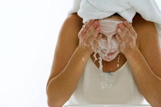 อย่าล้างหน้าบ่อย