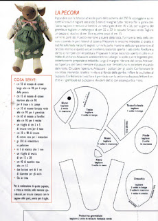 Ovelha01 - Molde ovelha