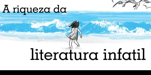 "Capa do texto ""A riqueza da literatura infantil"""