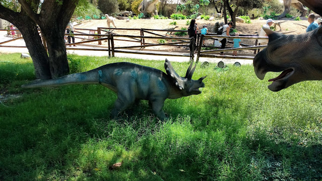 תערוכת דינוזאורים תל אביב