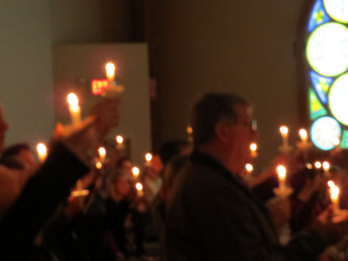 Methodist Christmas Eve Service