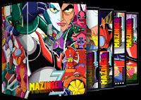 MAZINGER Z BOX 1