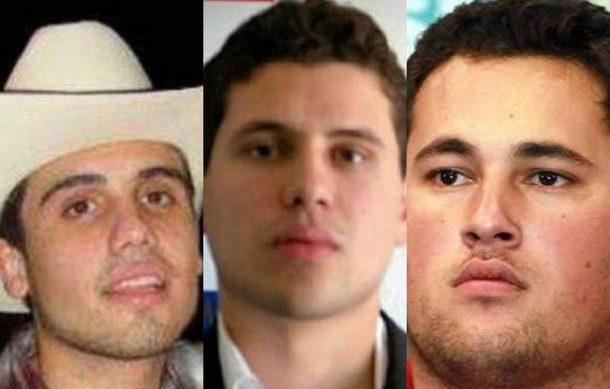 """Atoran a guardaespaldas de """"Los Chapitos"""" hijos del Chapo Guzman"""