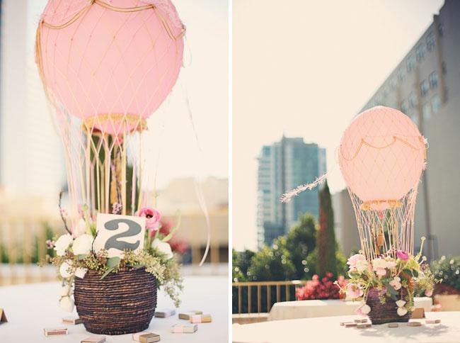 Balloon Zilla Pic: Hot Air Balloon Decorations