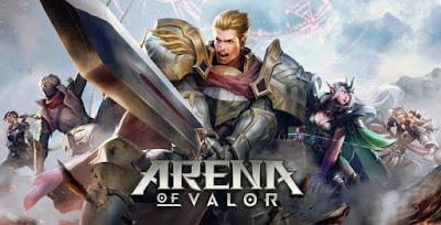 Tips & Trik Bermain Arena of Valor untuk Pemula
