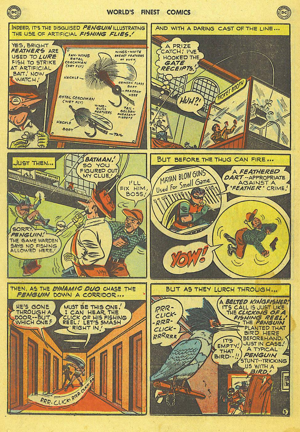 Read online World's Finest Comics comic -  Issue #49 - 67
