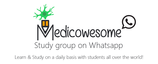 Medicowesome: Medicowesome study group on Whatsapp: The Official
