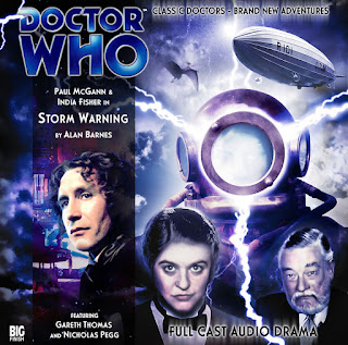 Big Finish Doctor Who Storm Warning