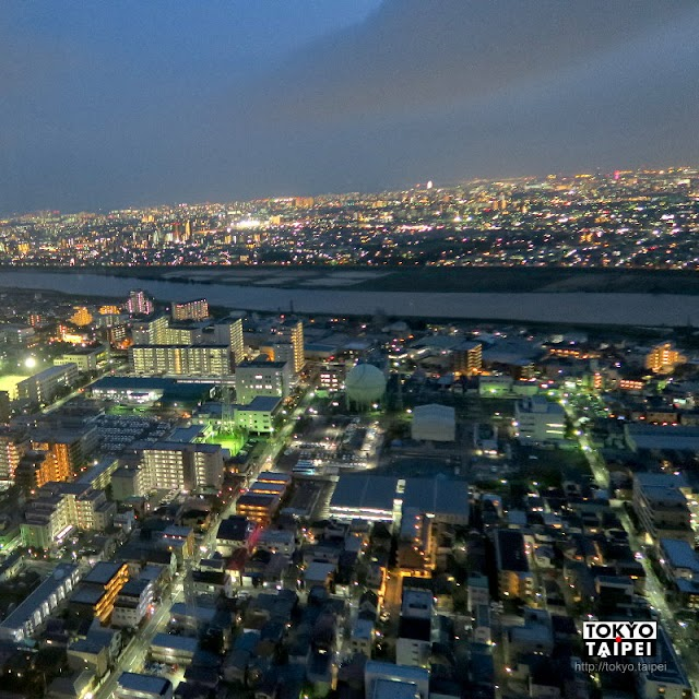 【I-link Town展望設施】免費私房高樓夜景 看得到東京晴空塔