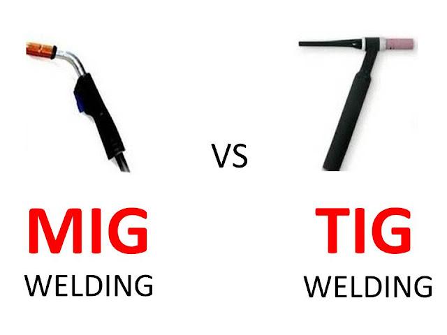 mig and tig welding machine