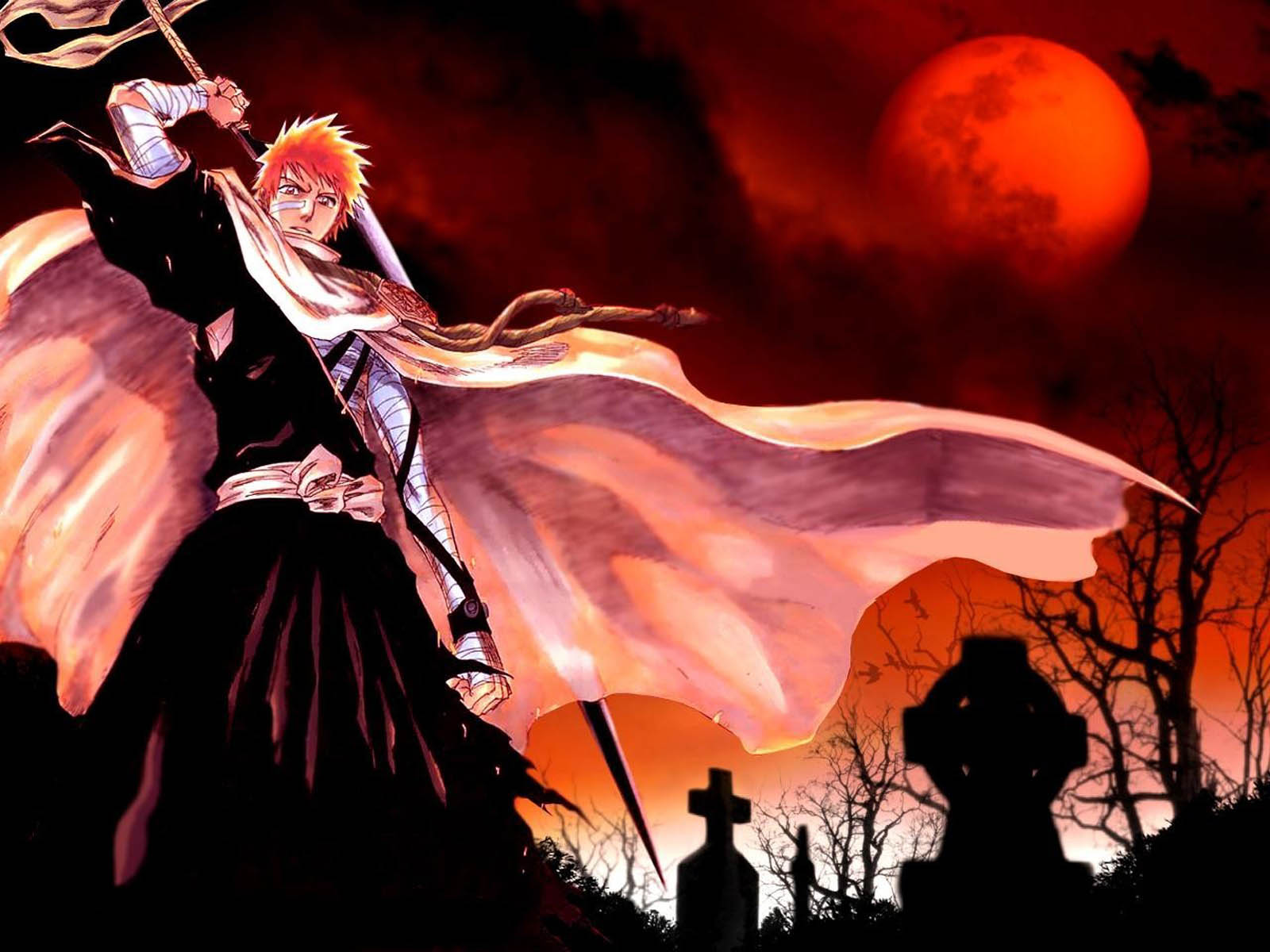 wallpapers: Bleach Wallpapers