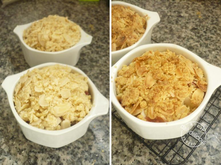 Making Crumble Mix In A Food Processor