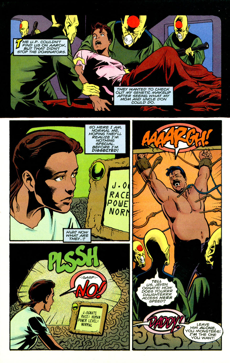 Legion of Super-Heroes (1989) _Annual_5 Page 13