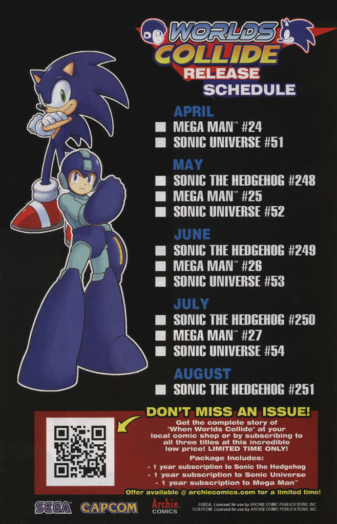 Read online Sonic The Hedgehog comic -  Issue #249 - 19