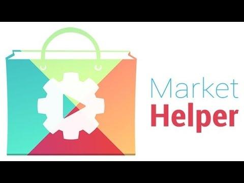 Market Helper Apk