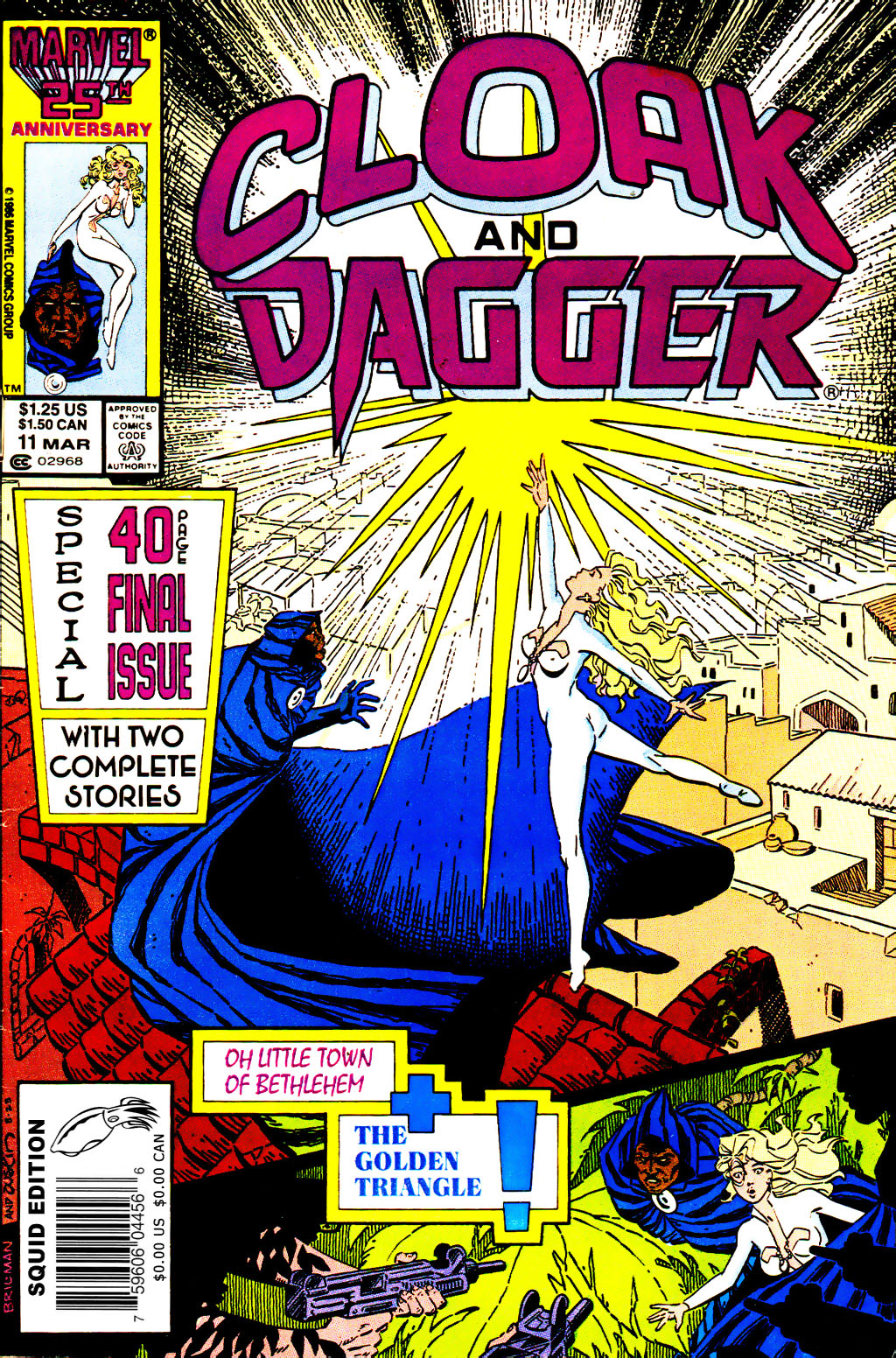 Cloak and Dagger (1985) 11 Page 1