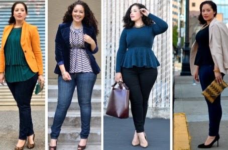 Tips Menyesuaikan Busana Untuk Wanita Gendut