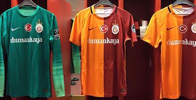 a47d22633 Galatasaray Unveils Dumankaya Shirt Sponsorship
