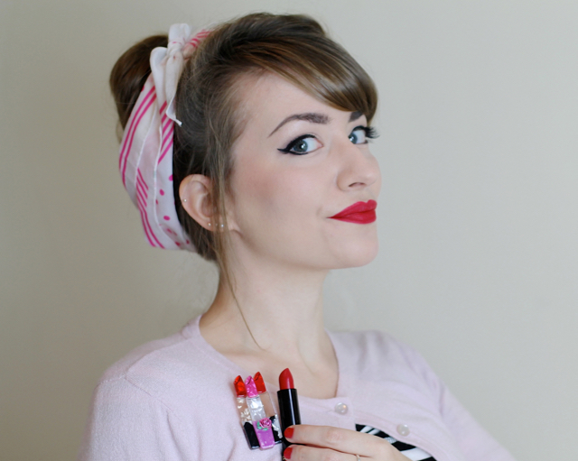 Urban Decay Gwen Stefani lipstick in 714 review