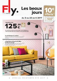 Catalogue Fly 03 au 23 Avril 2017