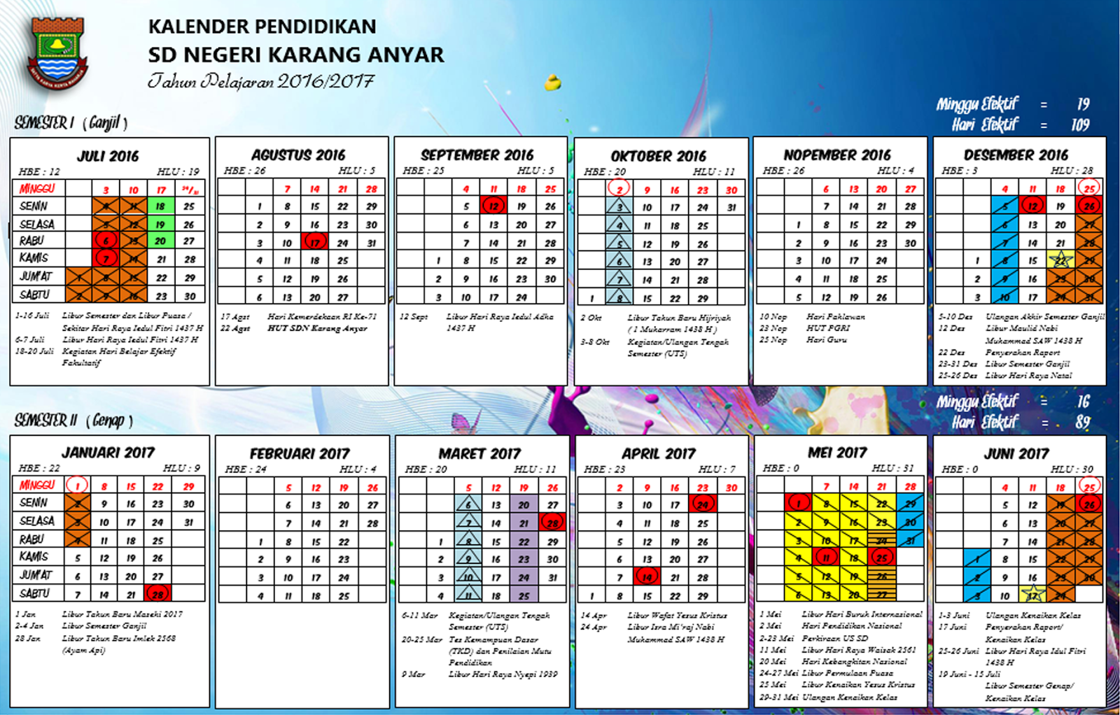 Search Results For Kalender Pendidikan Banten Sd Calendar
