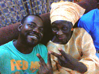 bukky ajayi 82nd birthday party