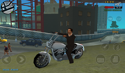 Grand Theft Auto: Liberty City Stories Apk Mod Android PPSSPP 5