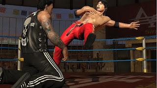 Lucha Libre AAA Heroes Del Ring (X-BOX 360) 2010